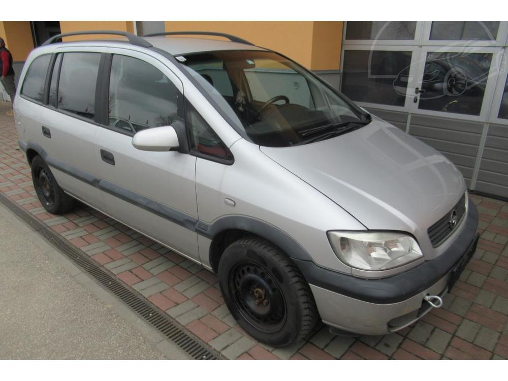 Prodám Opel Zafira 2.0 DTi KLIMA