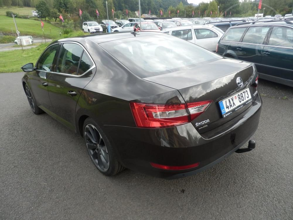 Škoda Superb 2,0TDI 110KW