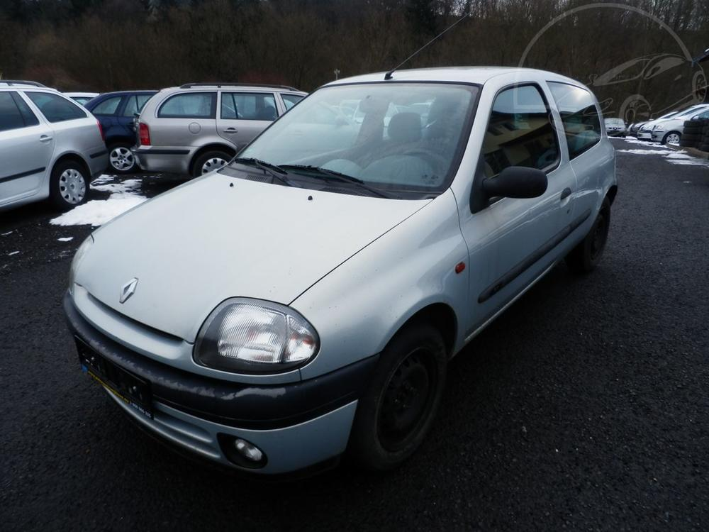 Prodám Renault Clio 1,4 55KW