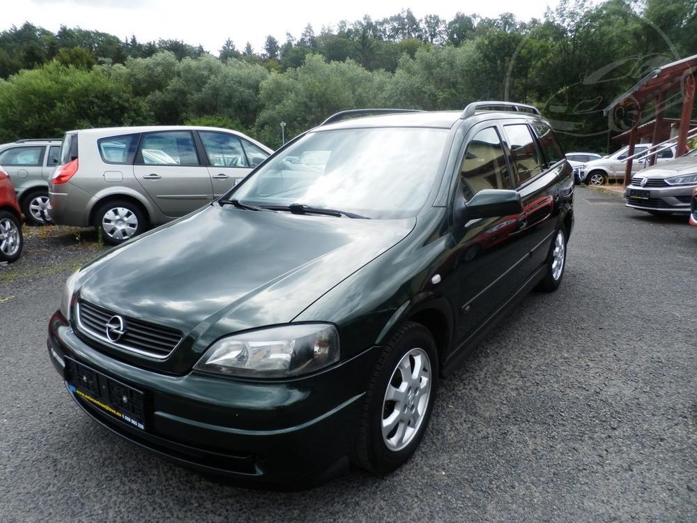 Prodám Opel Astra 1,6 62KW KLIMA