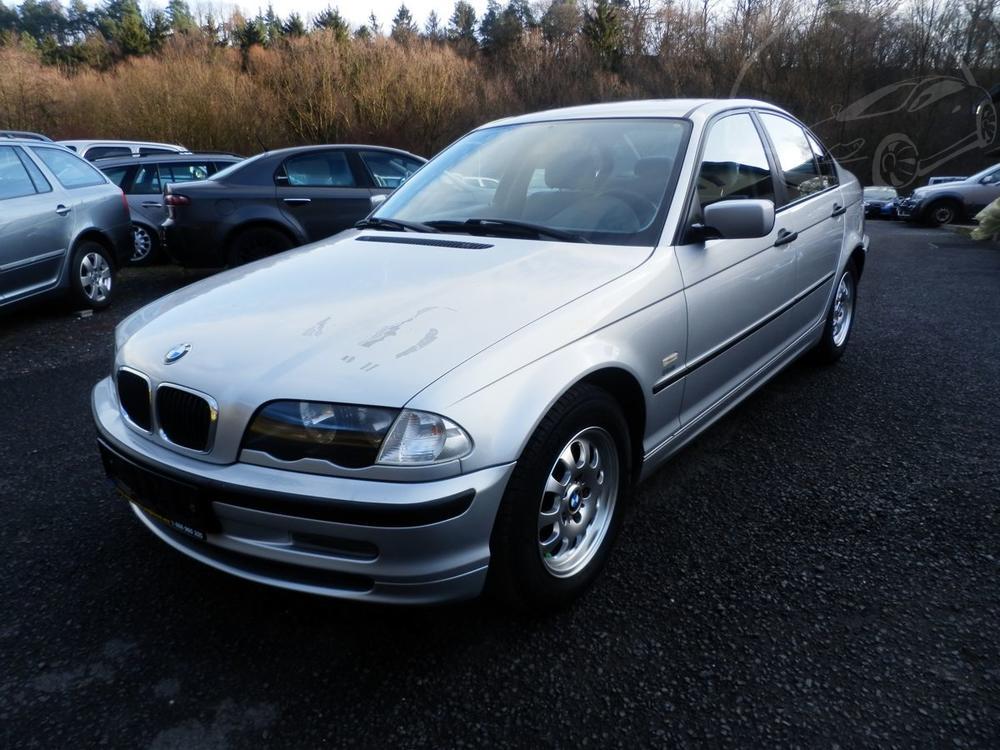 Prodám BMW 320 1.9 87KW DIGI-KLIMA