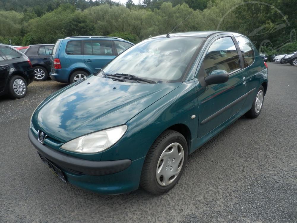 Prodám Peugeot 206 1,2 44KW