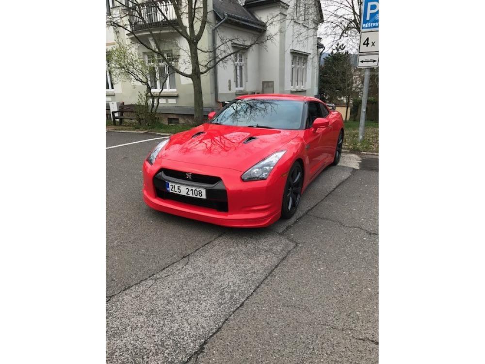 Prodám Nissan GT-R 3.8
