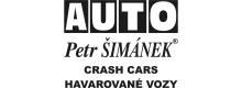 Logo Autobazar A U T O Petr Šimánek