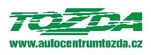 Logo Autobazar Autocentrum TOZDA  s.r.o.
