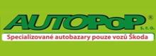 Logo Autobazar AUTOPoP s.r.o.