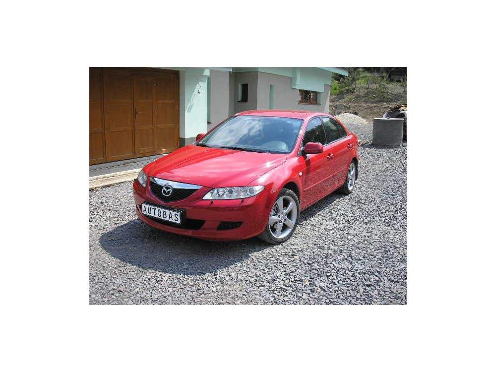 Prodám Mazda 6 2,3i Sport