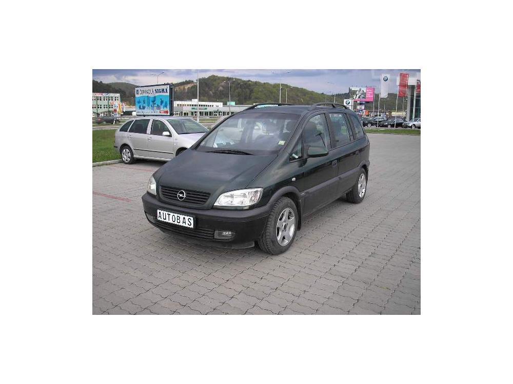 Prodám Opel Zafira 1,6 16  Comfort