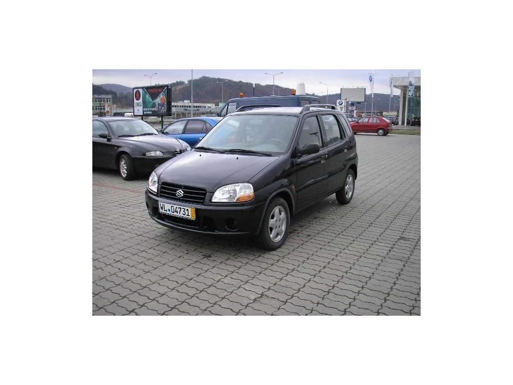 Prodám Suzuki Ignis 1,3