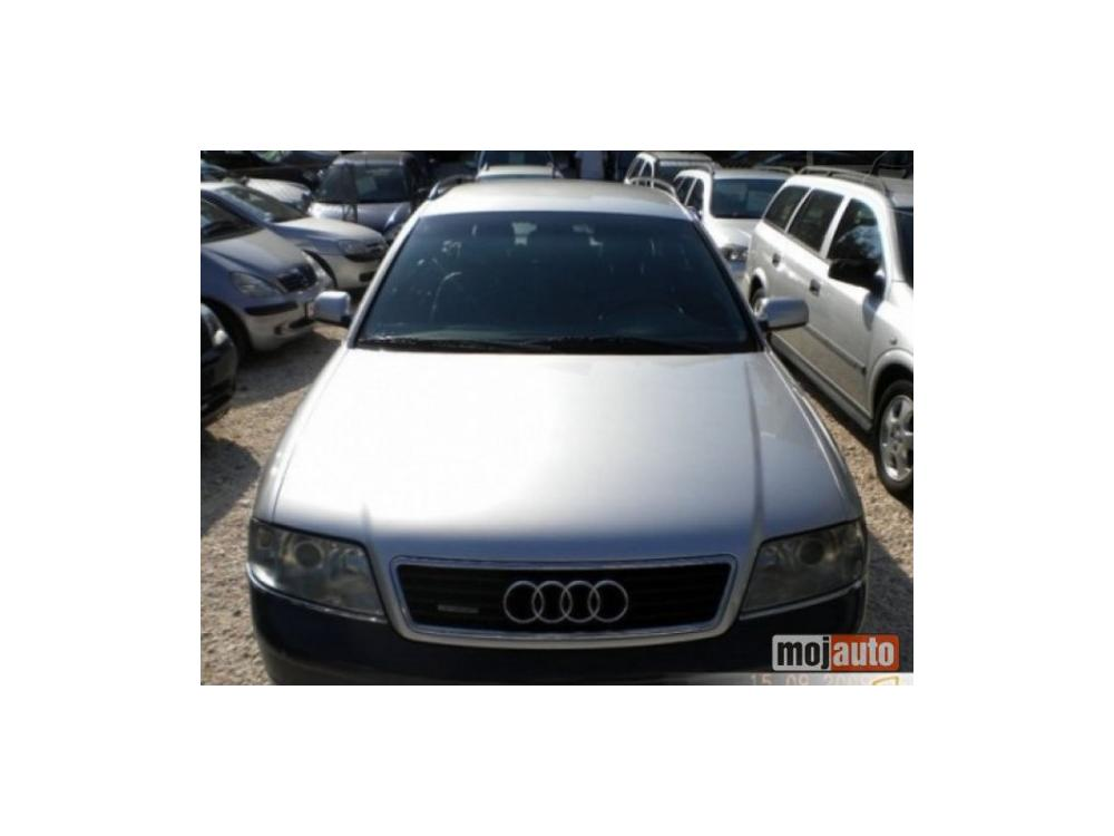 Prodám Audi A6 2.5TDI automat