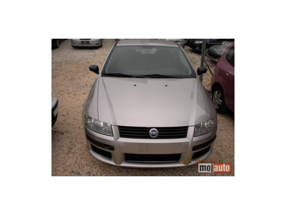 Prodám Fiat Stilo 1.9jtd 3v