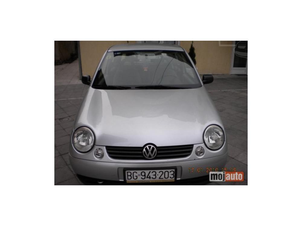 Prodám Volkswagen Lupo 1.4b