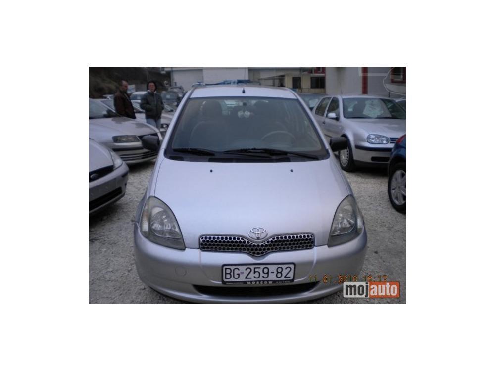 Prodám Toyota Yaris 1.0b 5v