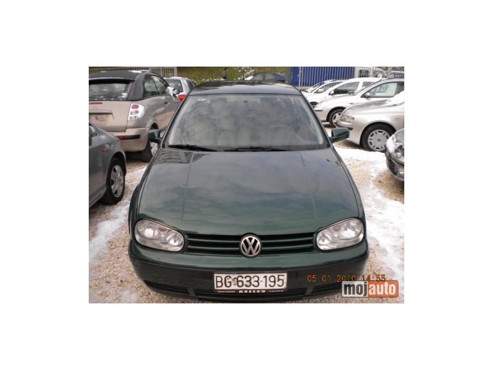 Prod�m Volkswagen Golf 1.6b plin