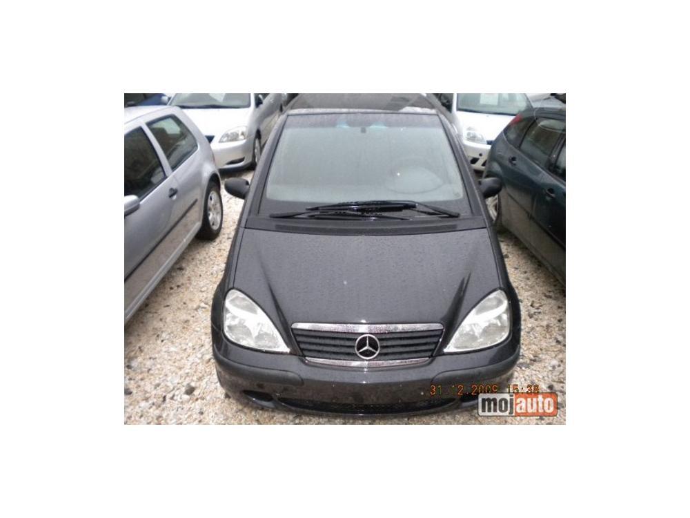 Prodám Mercedes-Benz A 170 cdi