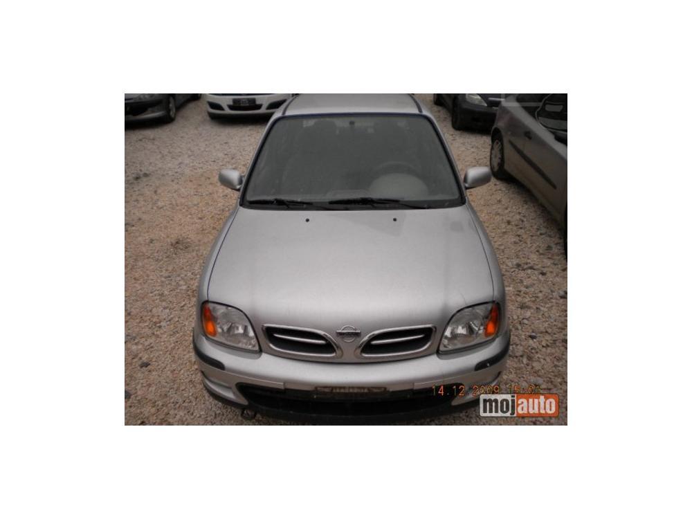Prodám Nissan Micra 1.4b