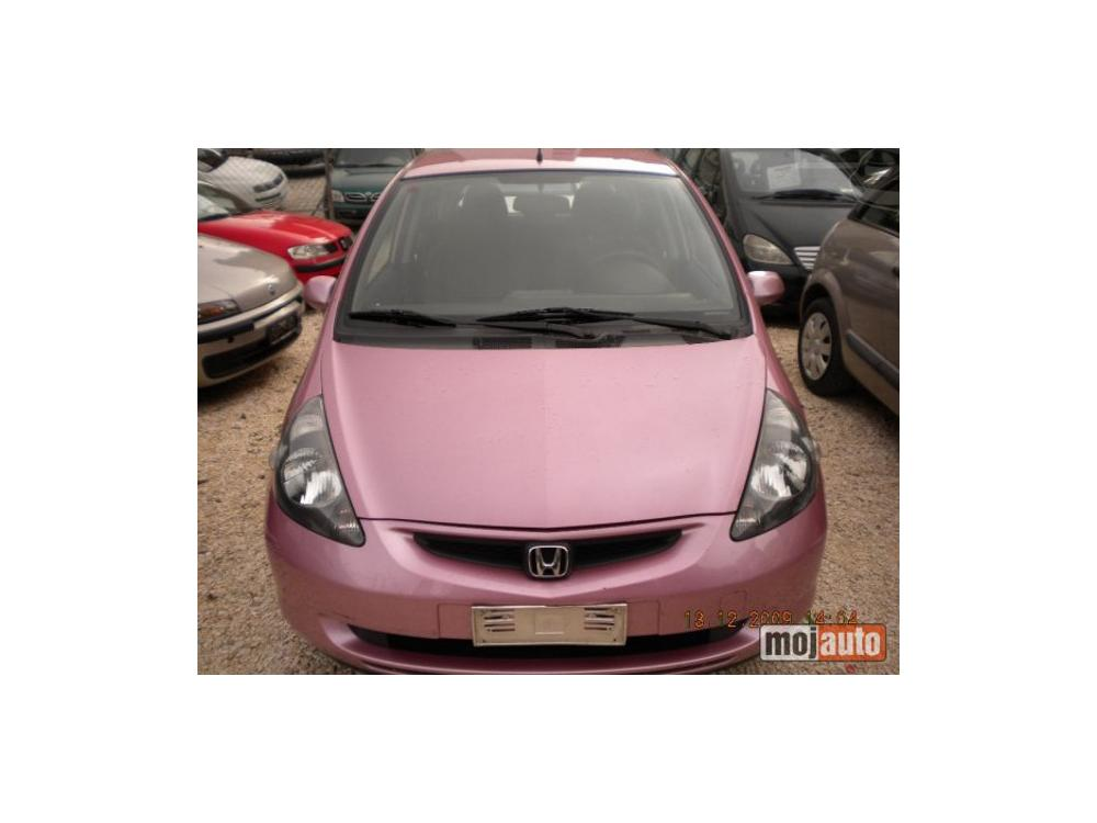 Prodám Honda Jazz 1.2B