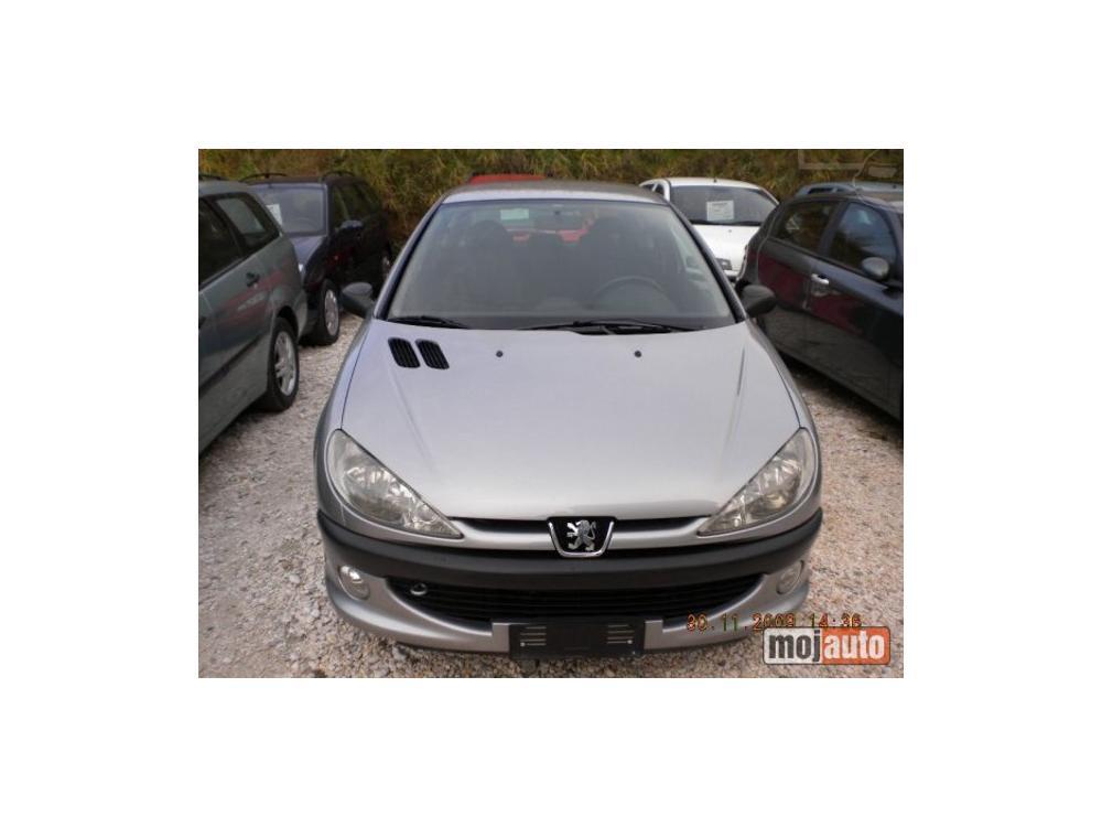 Prodám Peugeot 206 1.6xs
