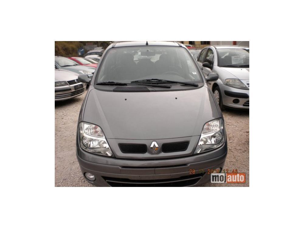 Prod�m Renault Scenic 1.9dci