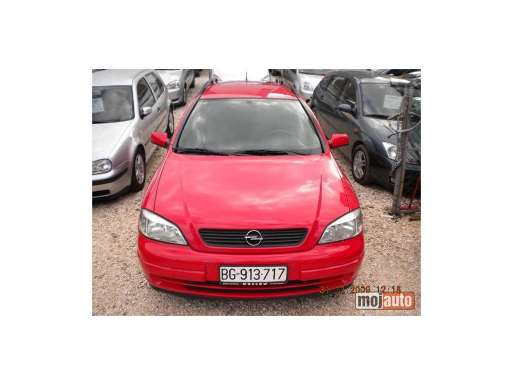 Prod�m Opel Astra 1.7dtl