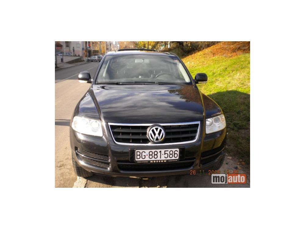 Prod�m Volkswagen Touareg 2.5tdi