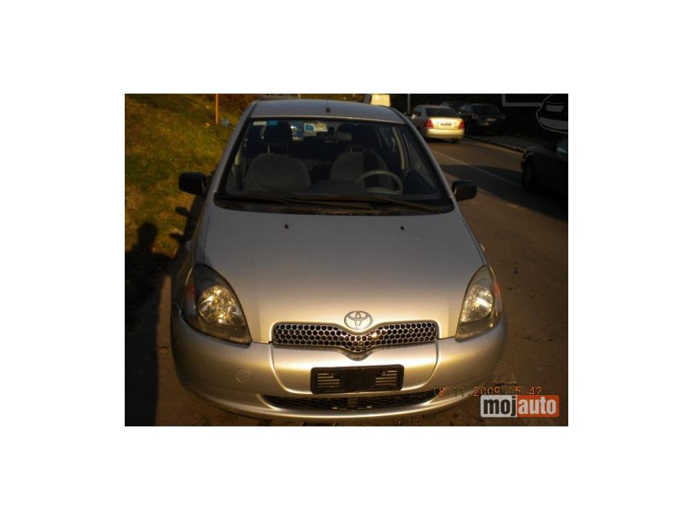 Prodám Toyota Yaris 1.4d4d