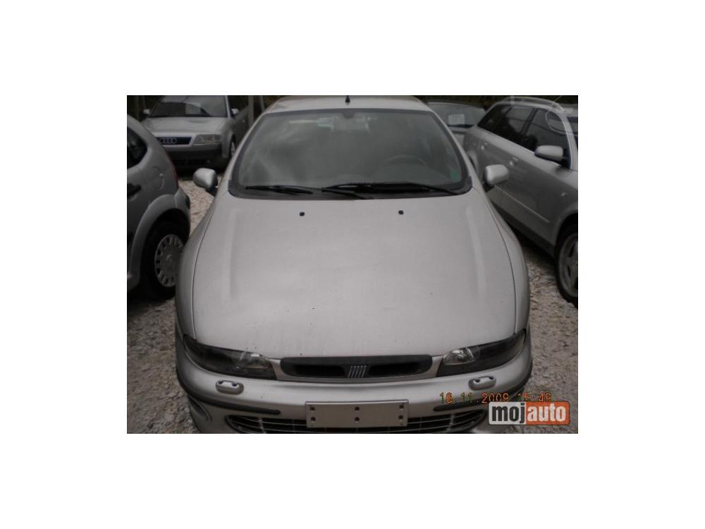 Prodám Fiat Marea 2.0b hlx