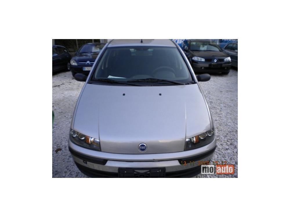 Prodám Fiat Punto 1.2b automatic
