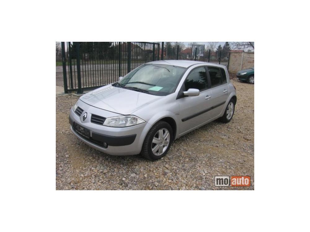 Prodám Renault Megane 1,5 dci 105ks