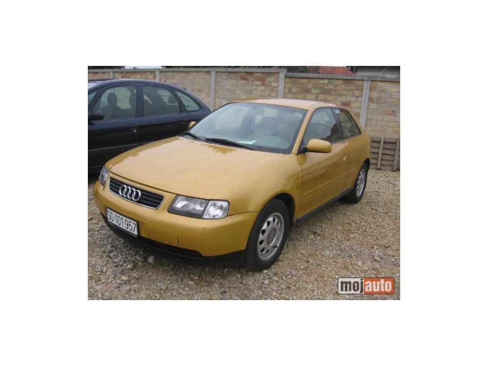 Prodám Audi A3 1,8