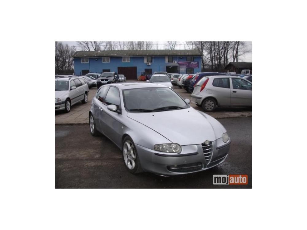 Prodám Alfa Romeo 147 2.0TS SELESPEED