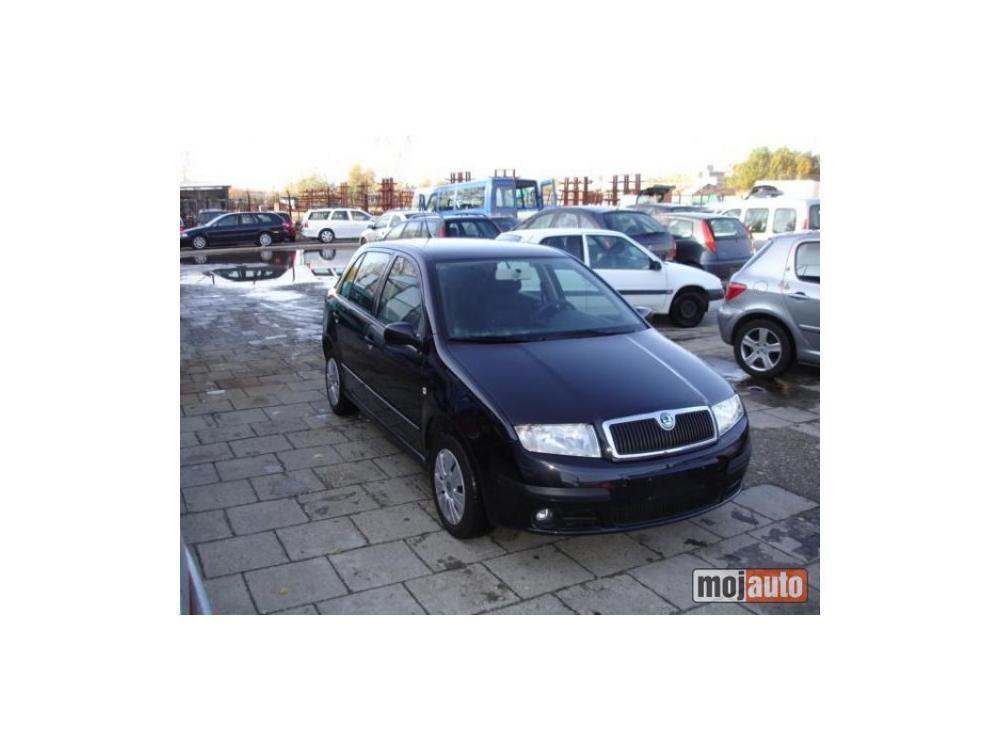 Prodám Škoda Fabia 1.9SDI 64KS