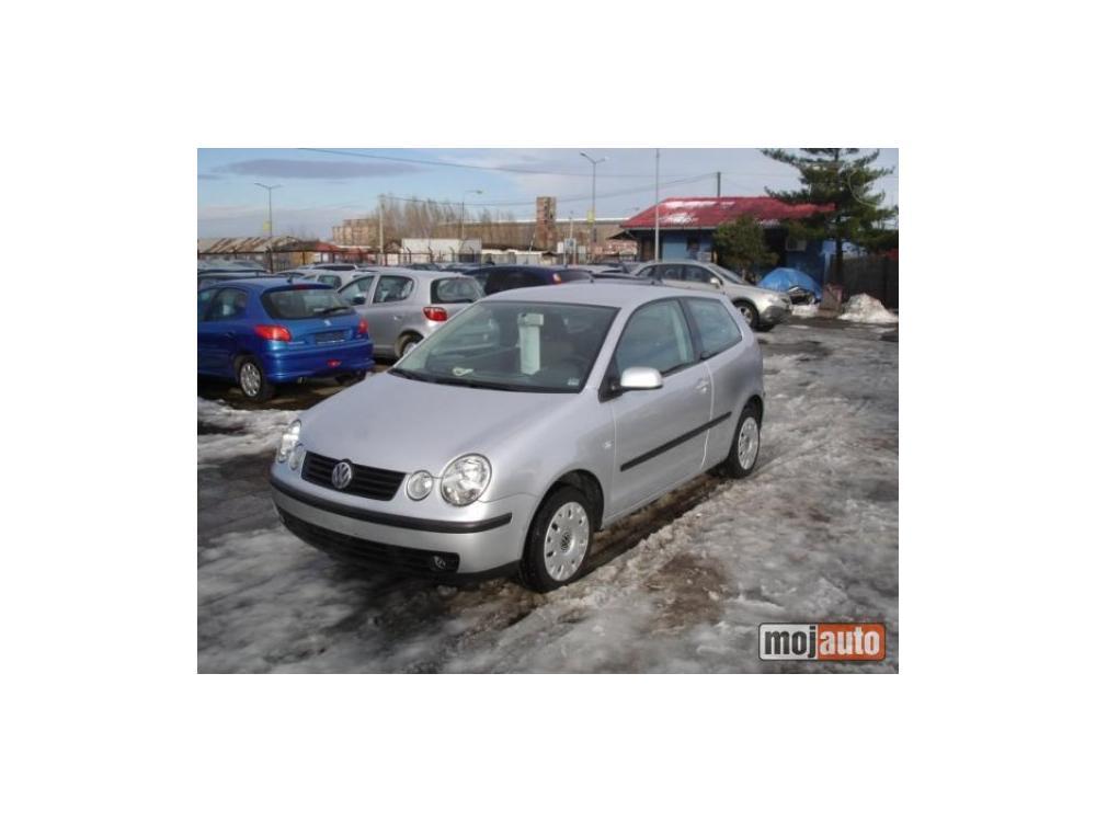 Prodám Volkswagen Polo 1.4 16V 75KS