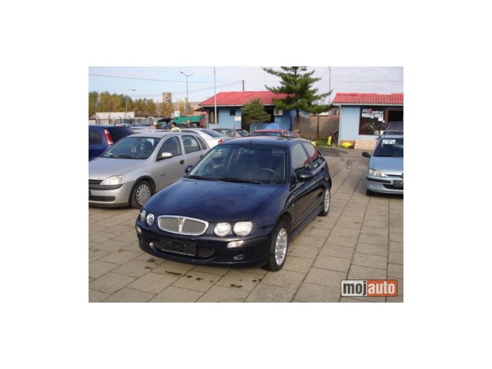 Prodám Rover 25 1.4 103 KS