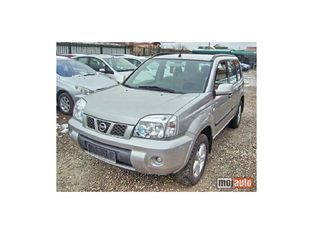 Prodám Nissan X-Trail 2.2 dCi 4x4