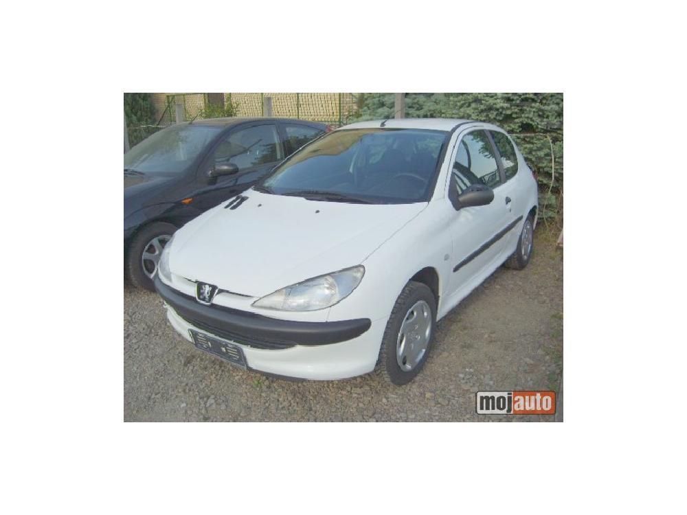 Prodám Peugeot 206 1.1 8V