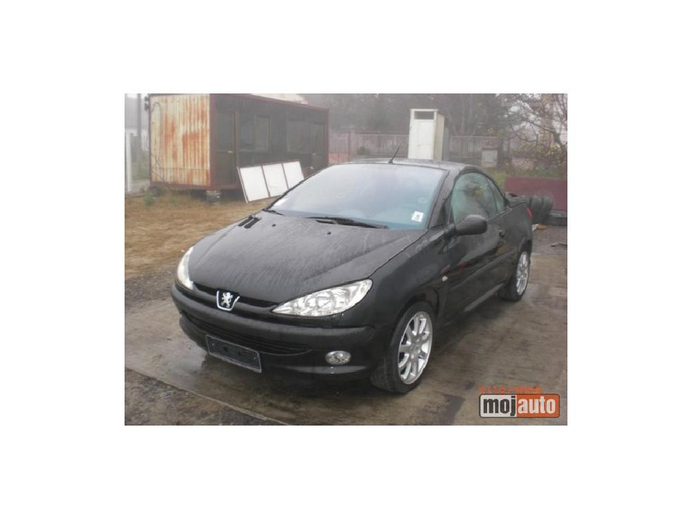 Prodám Peugeot 206 1.6 16v