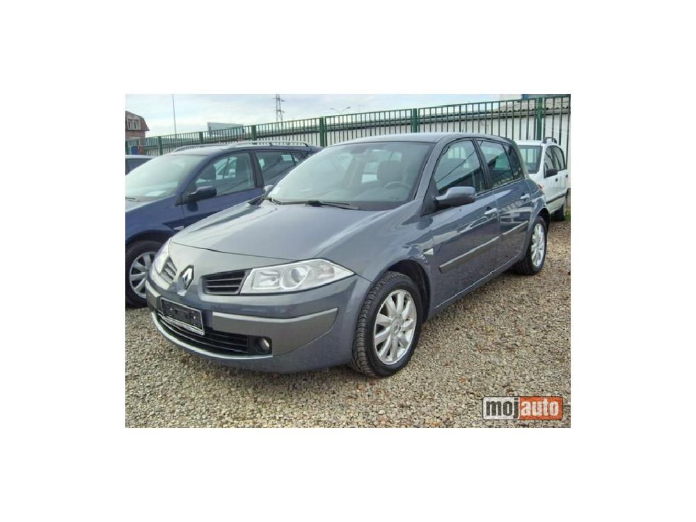 Prodám Renault Megane 1.5 dCi LUX DIN