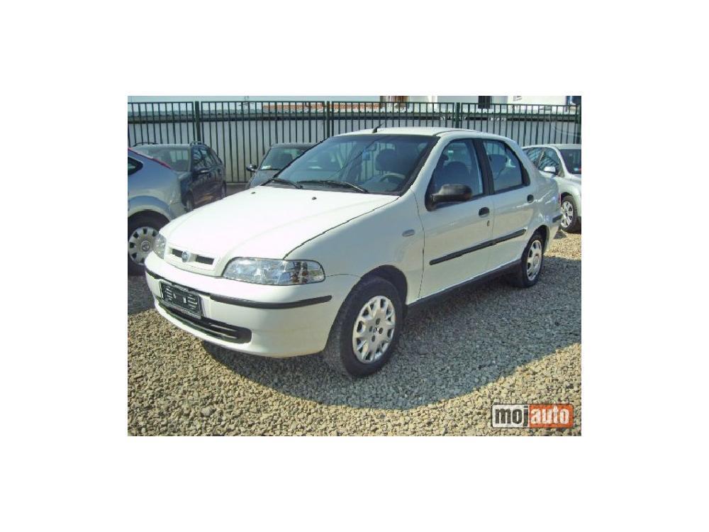 Prodám Fiat Palio Albea 1.2 16V