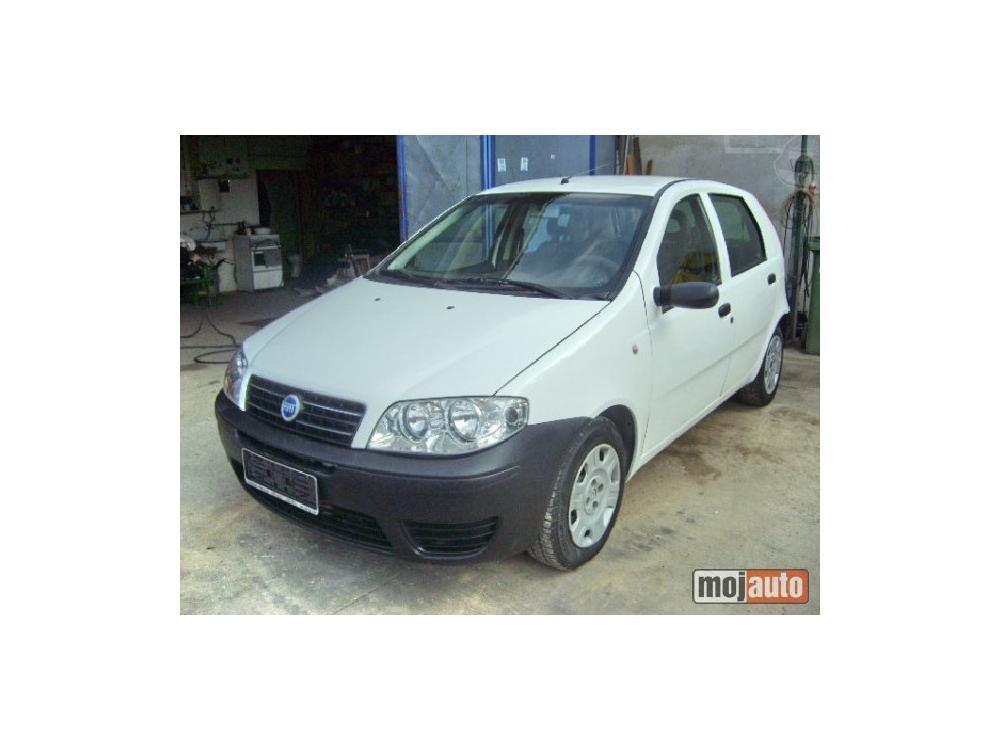 Prodám Fiat Punto 1.3 MultiJet
