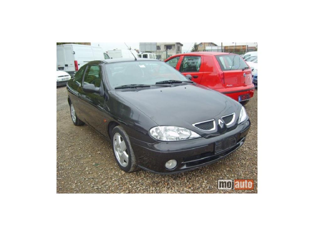 Prodám Renault Megane 1.4 16V