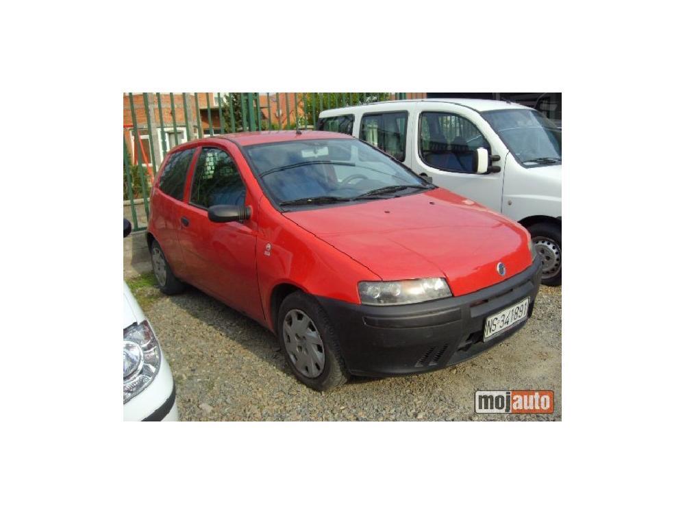 Prodám Fiat Punto 1.2 i