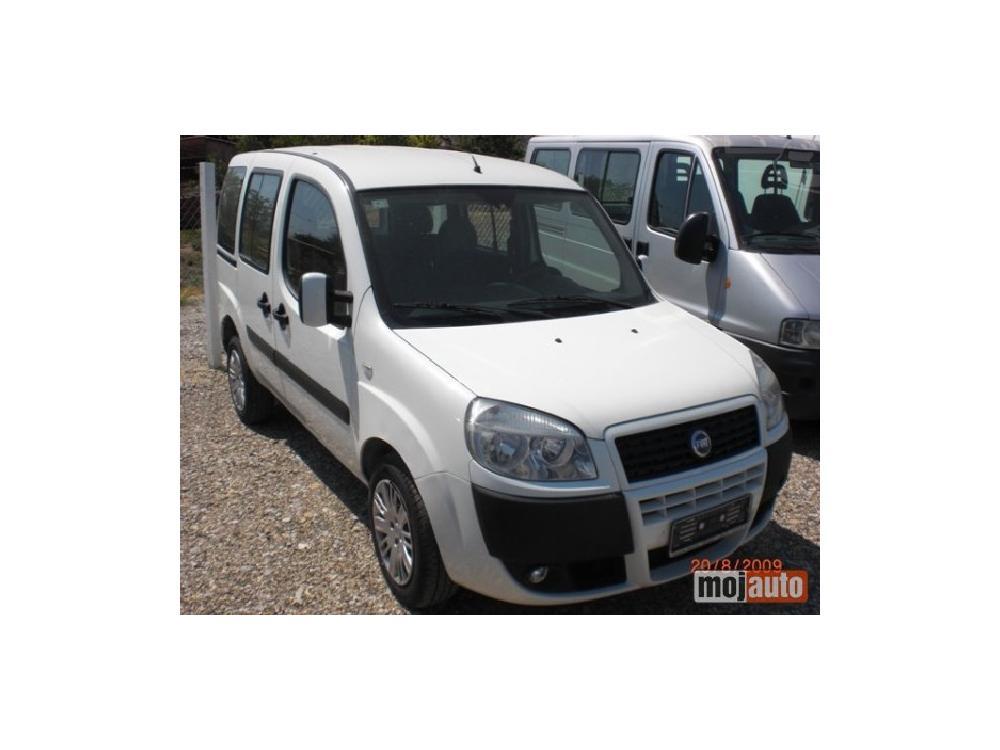 Prodám Fiat Dobló 1.9 MJTD