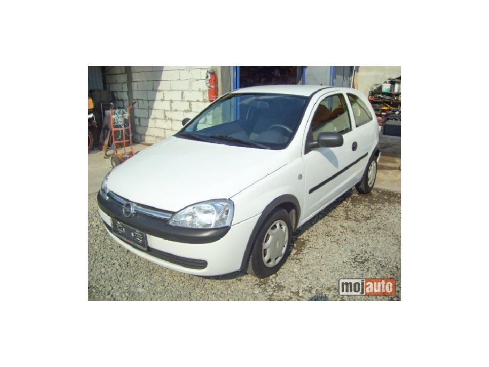 Prodám Opel Corsa 1.0 12V
