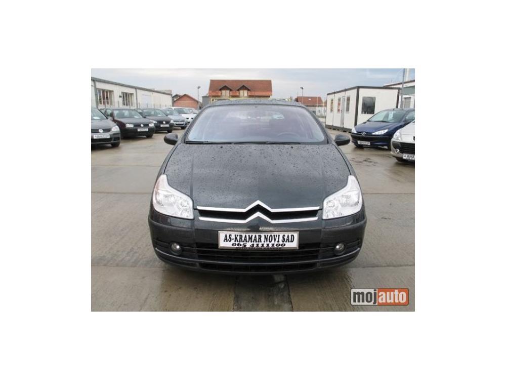Prodám Citroën C5 1,6 HDI
