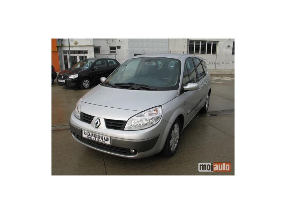 Prod�m Renault Scenic 1.5 DCI