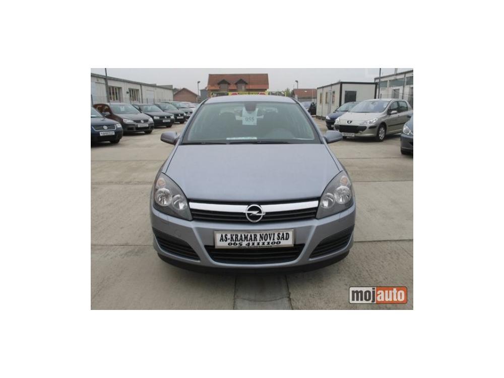 Prodám Opel Astra 1.3 CDTI