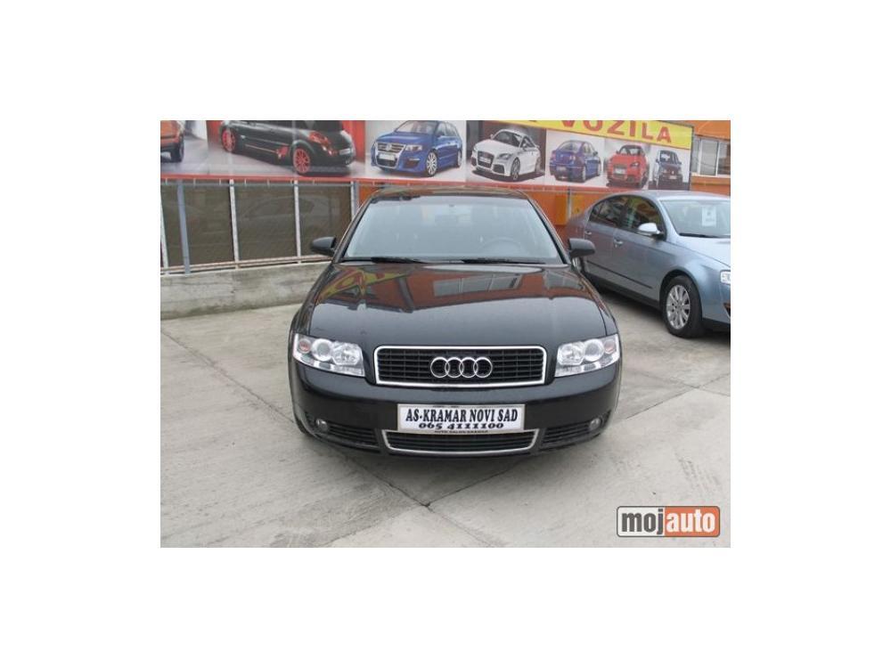 Prodám Audi A4 1.9 TDI