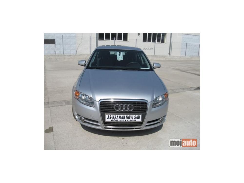 Prodám Audi A4 1.9TDI