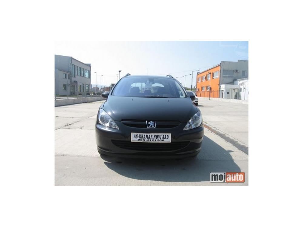 Prodám Peugeot 307 1.6HDI